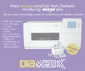 Diamedix Exhibit Graphic